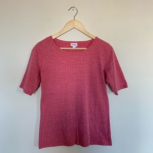 Lularoe Solid T Shirt Size Medium